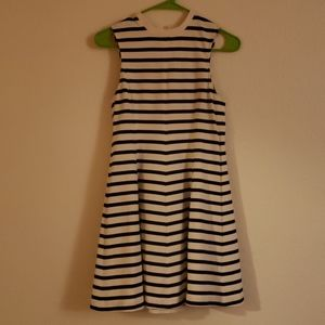 T Alexander Wang XS striped dress